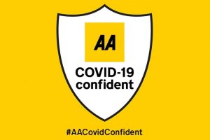 We've been awarded TWO gold standard anti-COVID-19 accreditations
